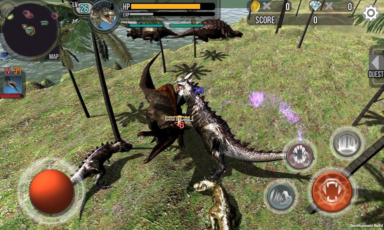 Hungry Dino 3d Jurassic Adventure For Android Apk Download