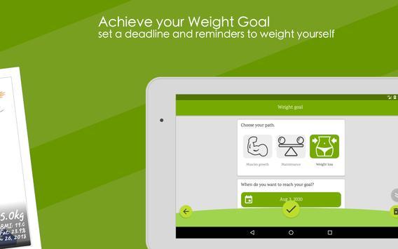 Weight Diary screenshot 16