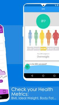Weight Diary screenshot 2