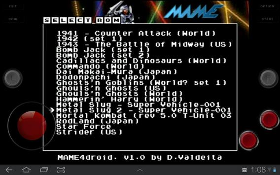 MAME4droid for Android - APK Download