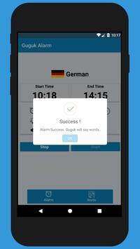 English Russian German etc. Word Memorizer - Guguk screenshot 3