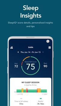 SleepIQ Screenshot 1