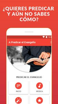 Sharing the Gospel: evangelism quotes and guides poster