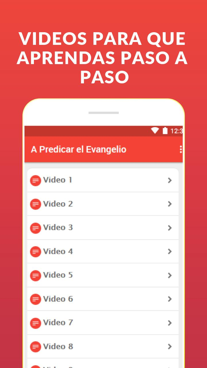 Como Evangelizar Y Predicar El Evangelio For Android Apk Download