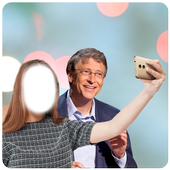 Selfie With Bill Gates icon