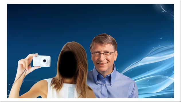 Selfie With Bill Gates screenshot 6