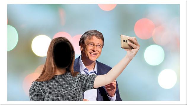 Selfie With Bill Gates screenshot 11