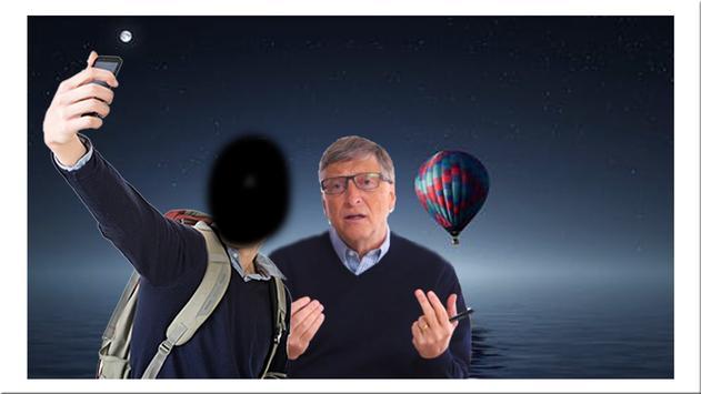 Selfie With Bill Gates screenshot 12