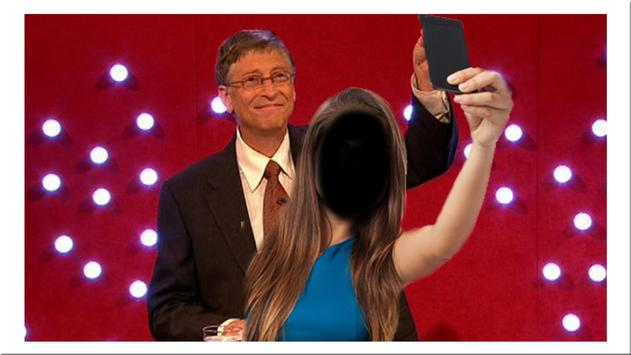 Selfie With Bill Gates screenshot 1