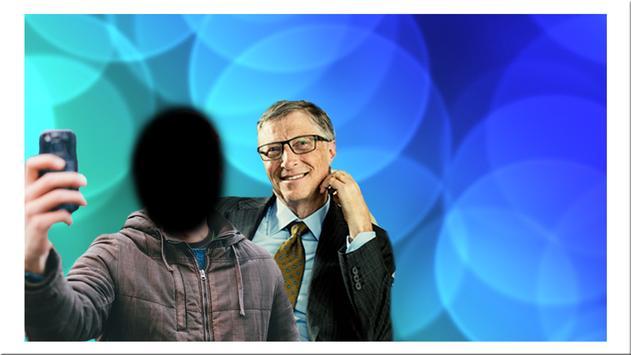 Selfie With Bill Gates screenshot 21