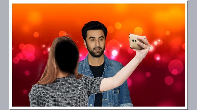 Selfie With Ranbir Kapoor screenshot 3