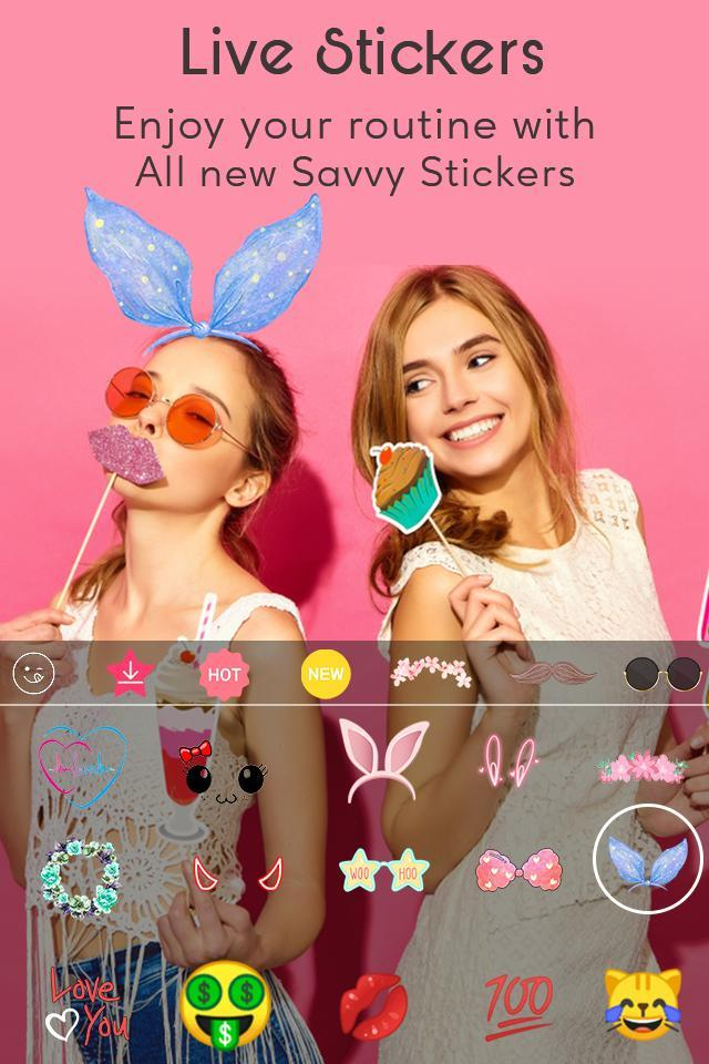 Cam b612 selfie camera - Collage editor for Android - APK