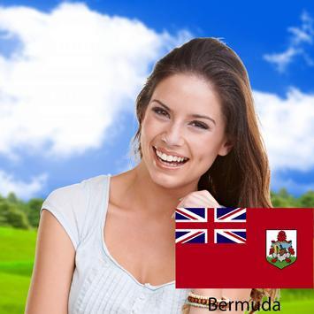 Bermuda Selfie Photo Editor poster