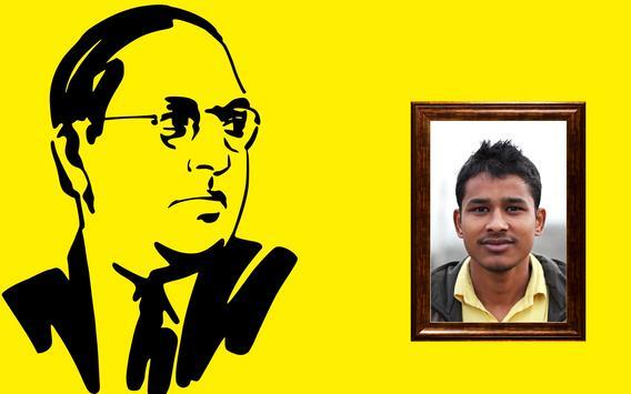 Bhim Rao Ambedkar Photo Frames Background Changer screenshot 14