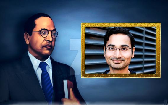 Bhim Rao Ambedkar Photo Frames Background Changer screenshot 12