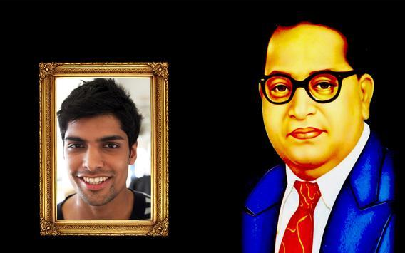 Bhim Rao Ambedkar Photo Frames Background Changer screenshot 2