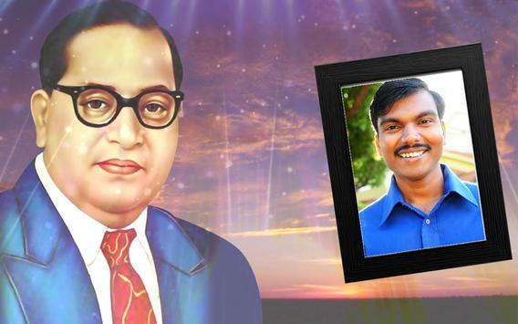 Bhim Rao Ambedkar Photo Frames Background Changer screenshot 9
