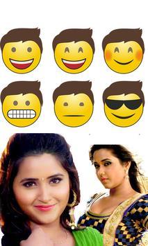 Kajal Raghwani Stickers for WhatsApp poster