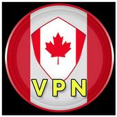 Canada VPN - Free Unlimited VPN Proxy icon