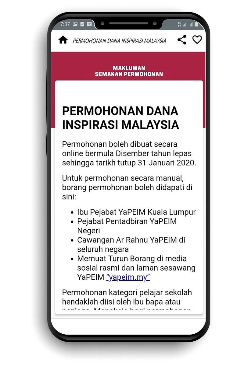 Semak Yapeim 2020 For Android Apk Download