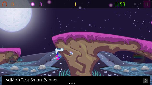 Unicorn Santa screenshot 1