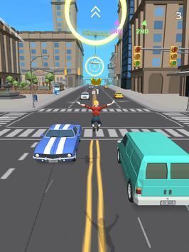 7 Schermata Swing Rider!