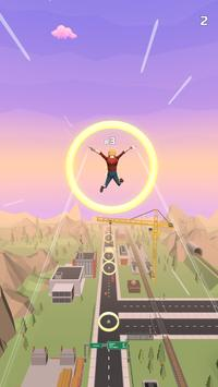 4 Schermata Swing Rider!