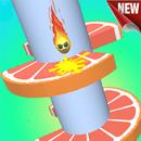 Emoji Helix Fruit Crush APK Android