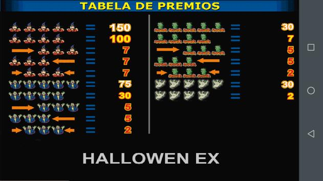Halloween Slots Caça Níquel screenshot 2