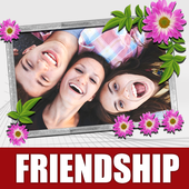 Friends Photo Frames FULL Pack icon