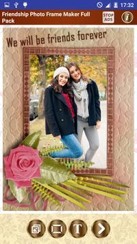 Friends Photo Frames FULL Pack poster