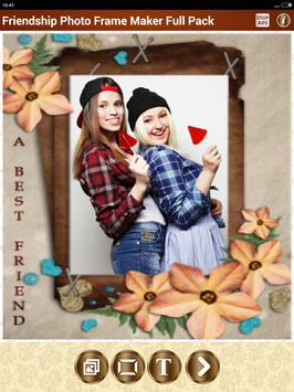Friends Photo Frames FULL Pack screenshot 16
