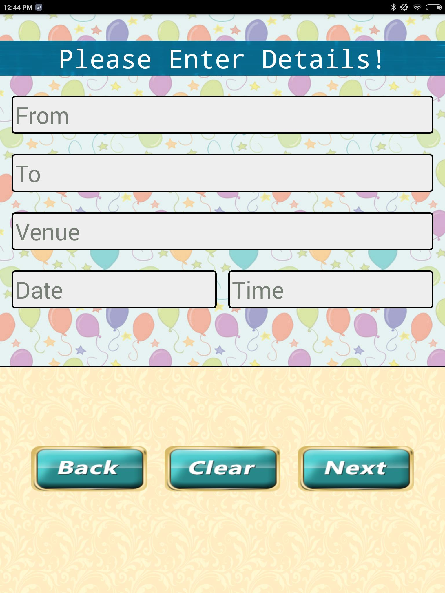 Wedding Invitation Cards Maker Marriage Card App For Android
