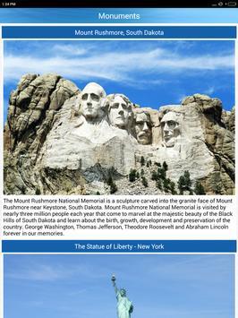 United States Tourist Places screenshot 11