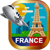 France Popular Tourist Places icon