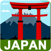 Japan Popular Tourist Places icon