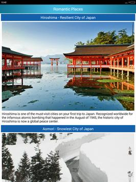 Japan Popular Tourist Places screenshot 19