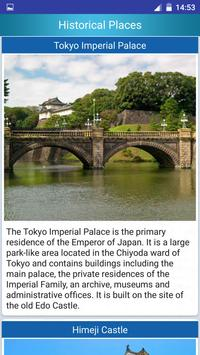 Japan Popular Tourist Places screenshot 5