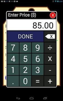 Discount Calculator screenshot 5