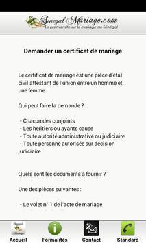 Senegal Mariage screenshot 4