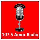 107.5 Amor Radio icon