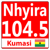 Nhyira 104.5 FM icon