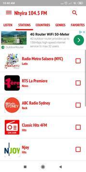 Nhyira 104.5 FM screenshot 1