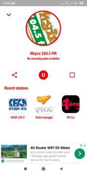 Nhyira 104.5 FM screenshot 4