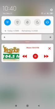 Nhyira 104.5 FM screenshot 5