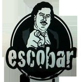 Stickers Escobar icon