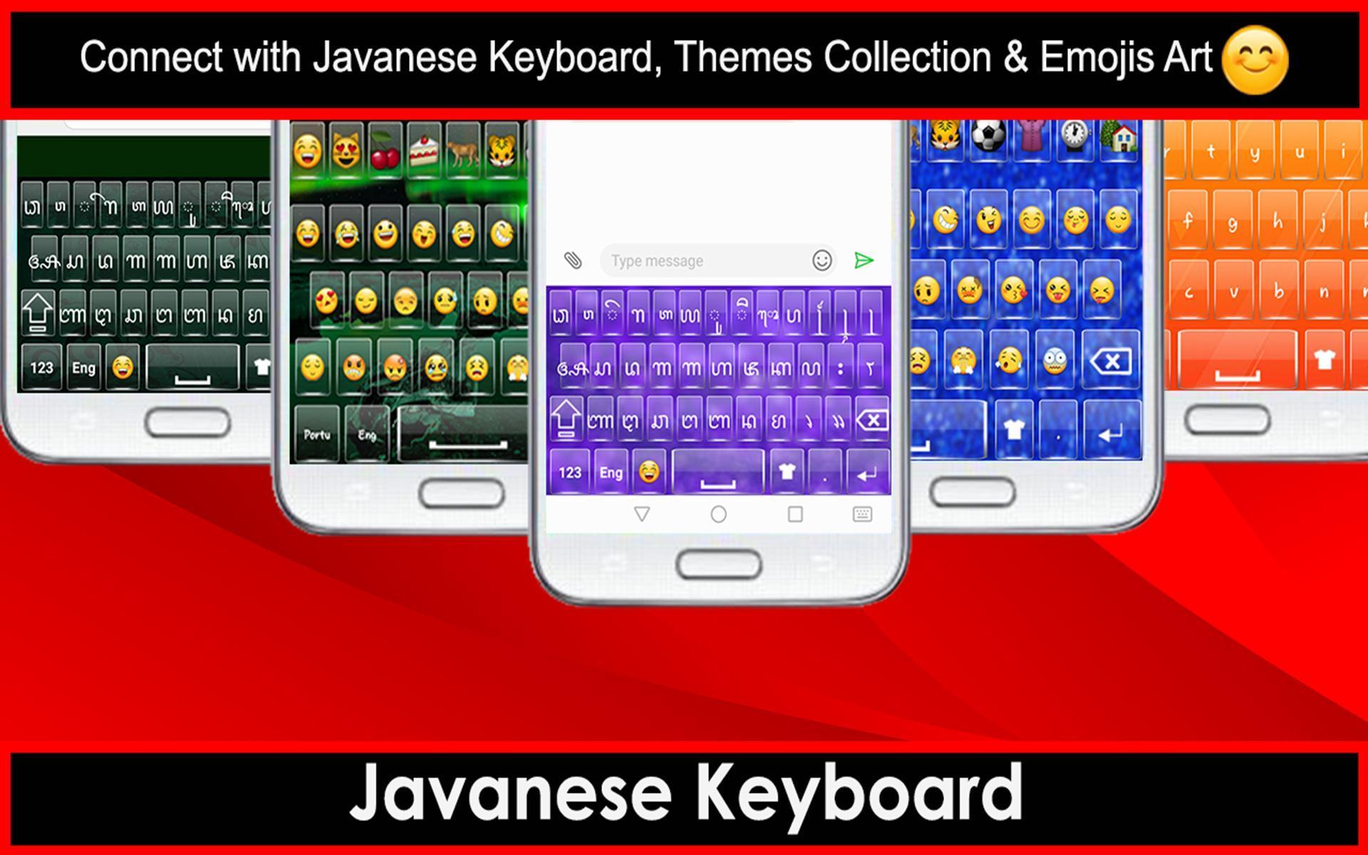 Javanese keyboard : Javanese Language App for Android - APK