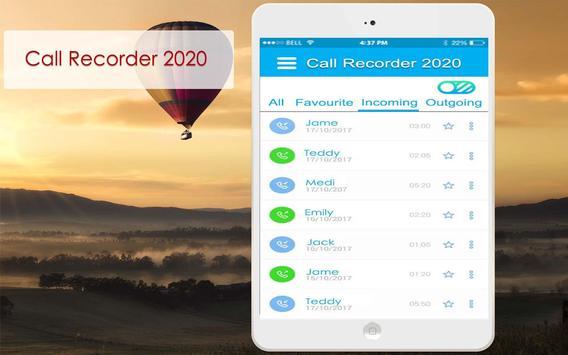 Call Recorder 2020 screenshot 8