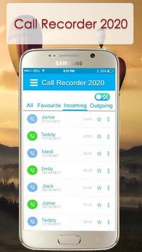 Call Recorder 2020 poster