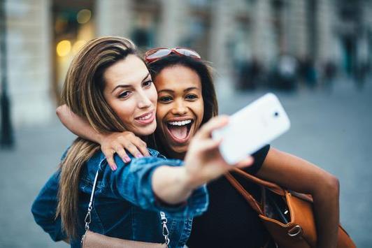 Voice Selfie poster